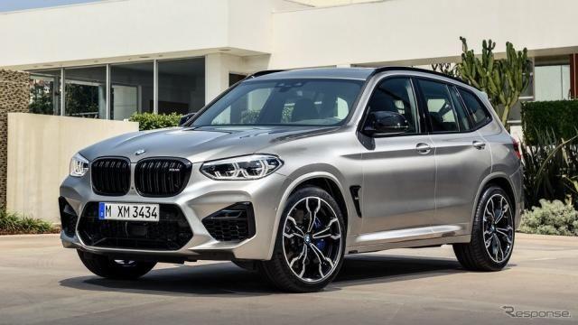 BMW X3M/X4Mなど、8月1日より約7%値下げ