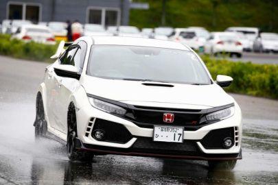 シビック タイプR 限定ドライビングレッスン、9月21日もてぎで開催