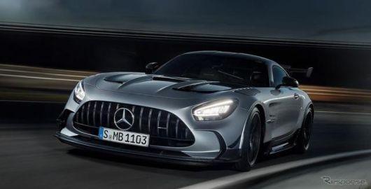 メルセデスAMG GT、「ブラックシリーズ」の写真公開 実車は7月15日に発表予定