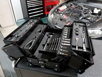 KTC ネプロス、狭小作業にも対応するツールセット2種を発売