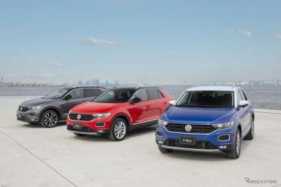 【VW T-Roc】あらゆるニーズに応えるオールマイティSUV、安全・快適装備も充実