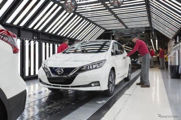 移行期間終了前に英国とEU・日本のFTA発効を 日英自動車業界が要望