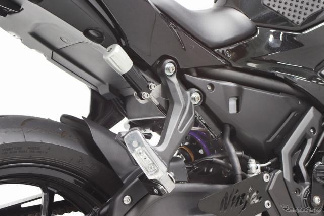 ハイパープロ サスペンション Ninja650 17-20 エマルジョン HPA