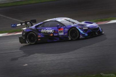 【SUPER GT 第1戦】国内モータースポーツが開幕…フリー走行はホンダのRAYBRIG NSX-GTがトップタイム