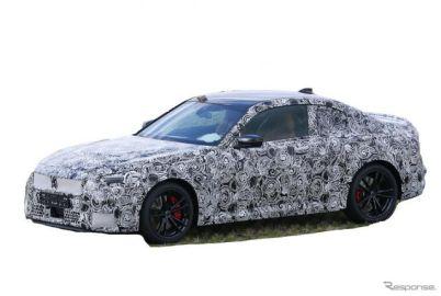 BMW 2シリーズ クーペ 次期型、FR採用でスポーツ魂継承へ