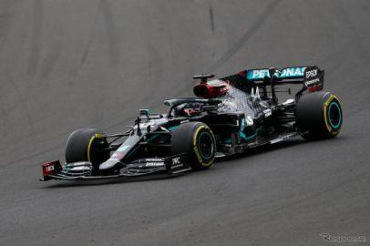 【F1 ハンガリーGP】ハミルトンがポールトゥウィン…フェルスタッペンがレース前のクラッシュから復活して2位