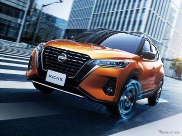 【日産 キックス 新型】e-POWER制御は車速重視に大転換…初期受注は8000台に