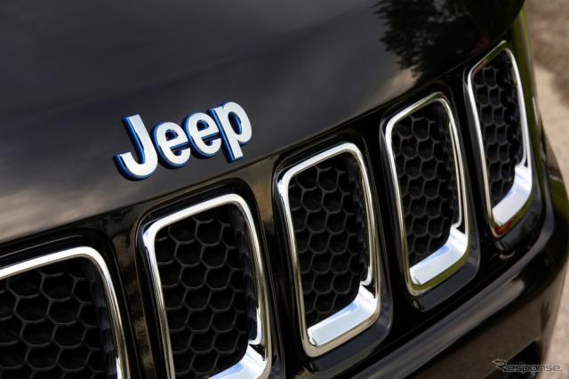 ジープ・コンパス 4xe《photo by Jeep》