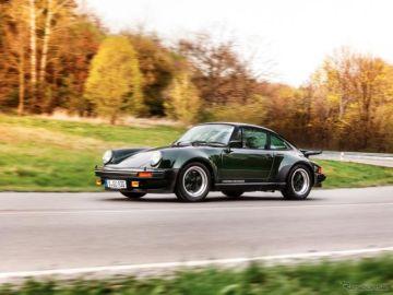 ポルシェ 911ターボ…実用とラグジュアリーと高性能を同義語に[フォトヒストリー]