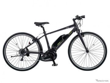 パナソニック、スポーツタイプの電動アシスト自転車をモデルチェンジ
