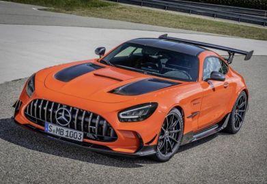 メルセデスAMG GT に730馬力の「ブラックシリーズ」、33万5240ユーロから…受注を欧州で開始