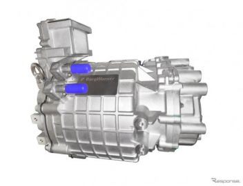 ボルグワーナーの高性能電動ドライブモジュール、「eDM」…新型電動SUVに採用