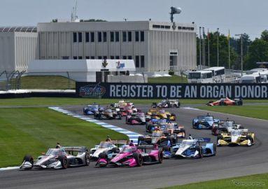 【INDYCAR】コロナ禍、開幕後も続く「予定変更」…ダブルヘッダーを増やして残りレース数をキープ