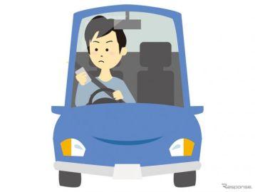 運転中の携帯電話使用の違反が大幅減---厳罰化が影響 2020年上半期