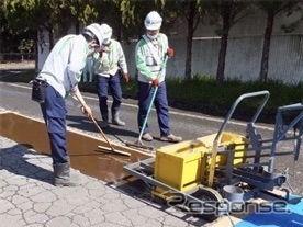 AIとIoTを活用して道路の点検を効率化 NTT東日本など提供