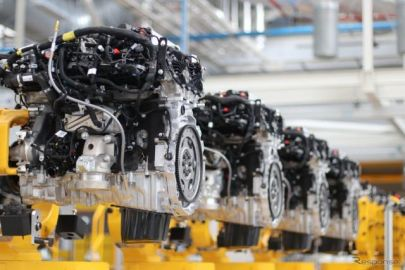 ジャガー・ランドローバーの新世代クリーンエンジン、生産150万基に…電動車向けも拡大