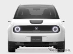 新型EV ホンダe をウェブで先行公開、正式発表は8月…都市型コミューター