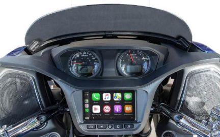 インディアン、ライドコマンドシステムをアップデート…Apple Carplayに対応