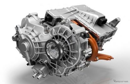 ZF、乗用車向け電動パワートレインの新事業部を設立