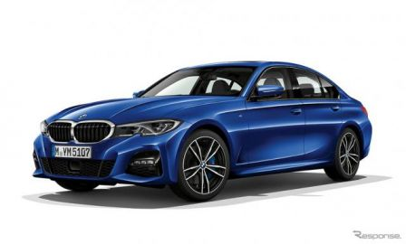 BMW 3シリーズ、エントリーモデル「318i」を追加 価格は489万円