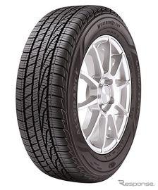 グッドイヤー、ミニバン/SUV向けオールシーズンタイヤに17サイズを追加 全30サイズに