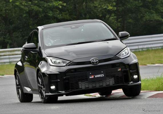 【トヨタ GRヤリス】軽量シンプルで「0:100から100:0まで」可能な4WDをいかにして実現したか