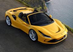 フェラーリ世界販売22%減、日本は30.2%増 2020年上半期