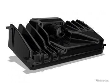 日産 ローグ 新型、ZFの新世代カメラ純正採用…部分自動運転を支援
