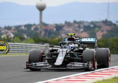 【F1】バルテリ・ボッタス、来季2021年もメルセデスに残留