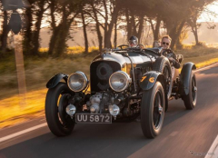 ベントレーの名車1929年式『ブロワー』が甦る、プロトタイプを今秋発表へ…2021年に12台を復刻生産