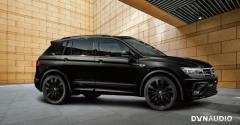 VW ティグアン、特別仕様車「R-ライン・ブラックスタイル」にディナウディオ搭載モデルを追加