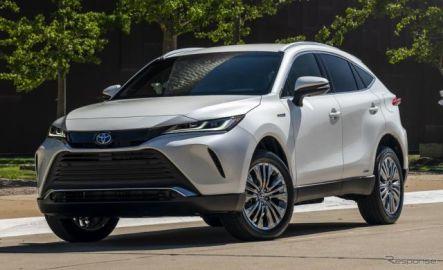 米トヨタ、新車販売の25%をハイブリッド車に 2025年までに