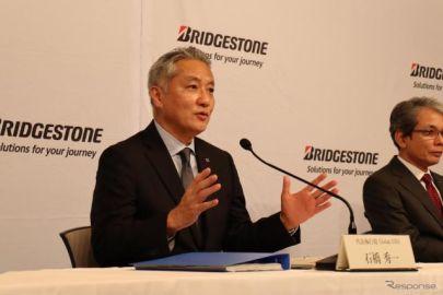 ブリヂストン 石橋CEO、「コロナを機に事業再編、生産拠点の再編を進めていく」