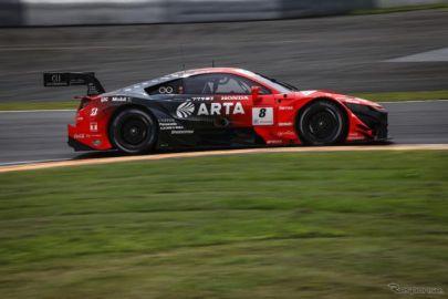 【SUPER GT 第2戦】ポールポジションは#8 ARTA NSX-GTに決定
