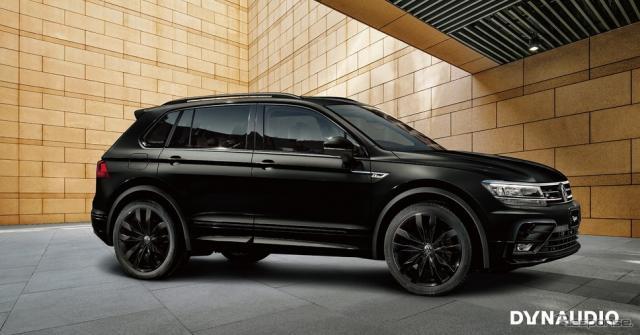VW ティグアン TSI/TDI R-ライン ブラックスタイル ディナウディオパッケージ《写真提供 フォルクスワーゲン グループ ジャパン》