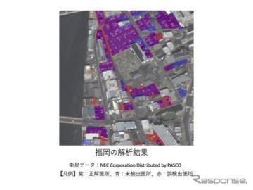 衛星データとAIで駐車場用スペースを検出 akippaなどプログラムを開発