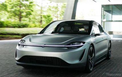 【ソニー VISION-S 試乗】ソニーが車両開発にこだわる思いを感じ取った