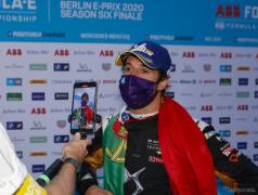 【フォーミュラE】2019/2020シーズンの王者はアントニオ・フェリックス・ダ・コスタ…2戦を残し、圧倒の初戴冠