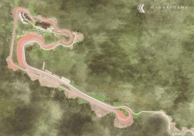 アジア初のプライベートサーキット、千葉・南房総に誕生 2022年末開業