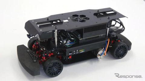 ZMP、自動運転AI開発用ロボットカー最新機種の受注開始 NVIDIA製 Jetson AGX Xavierを採用