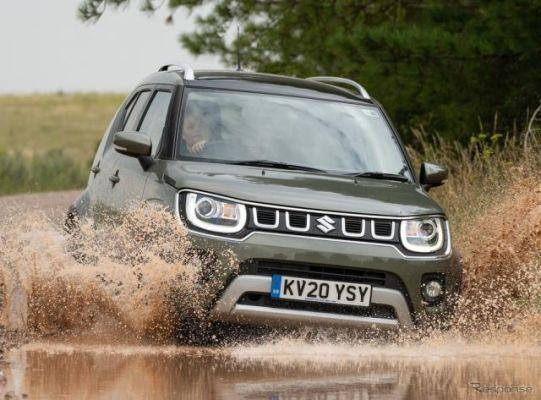 スズキ イグニス 改良新型、マイルドハイブリッドの燃費は19.7km/リットル…8月中に欧州発売