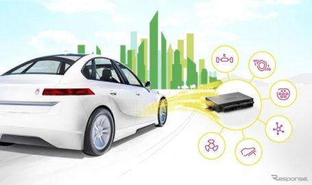 コンチネンタル、VWの新世代EV『ID.3』にドライブコントロールユニット供給