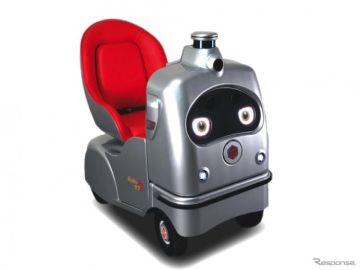 一人乗り自動運転ロボ『ラクロ』、今秋より定額乗り放題サービスを開始