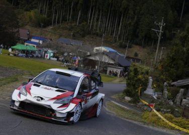 【WRC】ラリージャパン、2020年の開催を断念…復活は来年に持ち越し