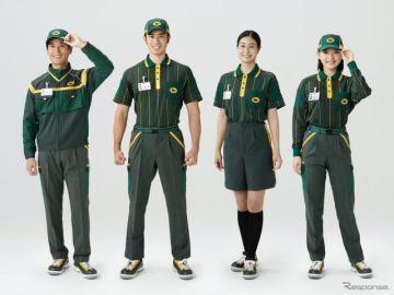 ヤマトHDが新しい制服---「働きやすさ」と「環境配慮」