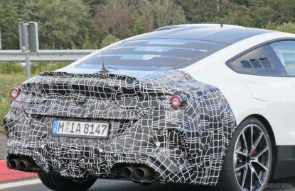 BMWがミッドシップ・スーパーカーを開発中!? 謎の 8シリーズ の正体とは
