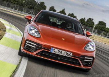 ポルシェ パナメーラ 改良新型、630馬力の「ターボS」が新登場…欧州発表