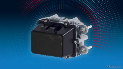 ZF、新LiDARセンサーを生産開始…10月から世界の自動車メーカーに納入