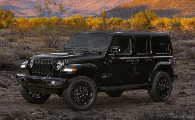 ジープ・ラングラー《photo by Jeep》
