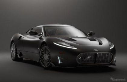 スパイカーが新型スポーツカー、『C8プレリエイター』…2021年から生産へ